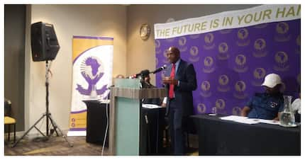 Motsoeneng announces his new political party, the African Content Movement