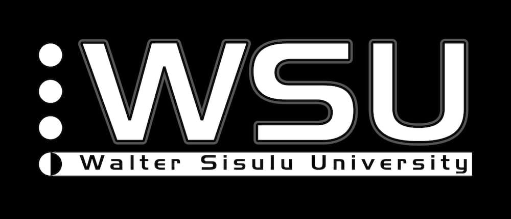 Walter Sisulu University courses 2020