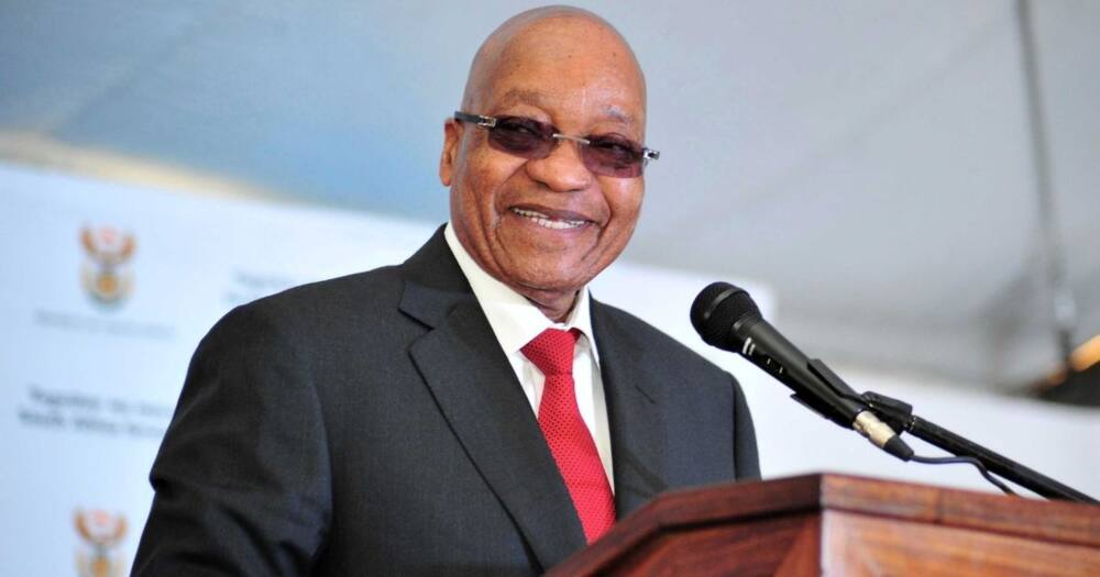 Nkandla residents, Jacob Zuma, return, home town