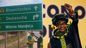 Ma Winnie: Residents unhappy after Brandfort renamed Winnie Mandela