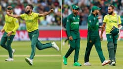 Sorry South Africa lose to Pakistan and crash out of World Cup