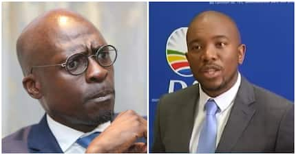 DA plans to drag Ramaphosa to court in order to get Gigaba fired