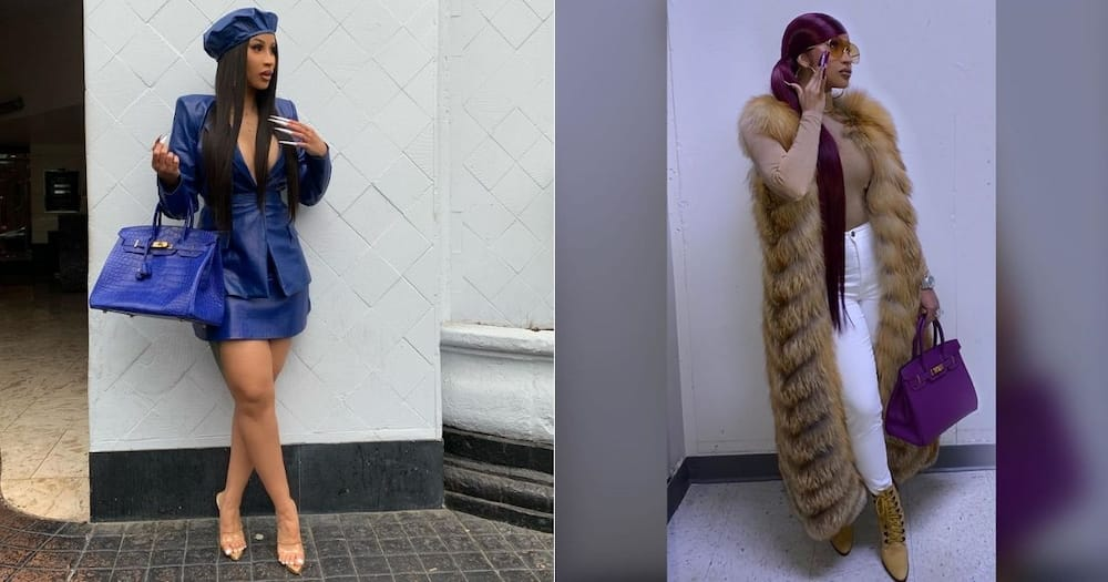 Cardi B responds after accidentally posting topless pic online