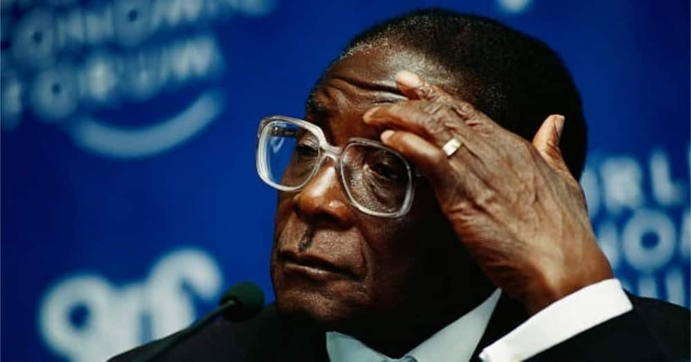 Mugabe died in September 2019 and his remains interred at his rural home in Kutama.
