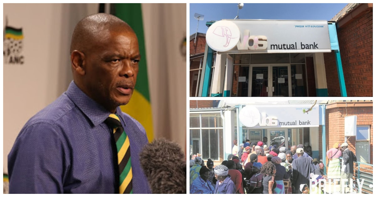 ANC calls for heads to roll over VBS Mutual Bank looting scandal