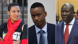 DA to lay charges against Duduzile and Duduzane Zuma as well as Julius Malema