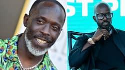 Mzansi celebs pay tribute to the late Michael K Williams, including DJ Black Coffee and Masasa Mbangeni