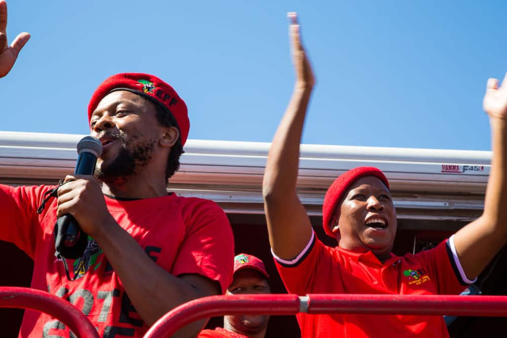 """EFF may face hate speech charge for singing """"Kill the Boer"""" in protest"""