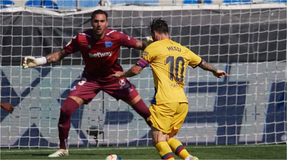 Alaves vs Barcelona: Sensational Lionel Messi sets new Spanish La Liga assists record