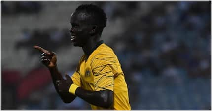 The inspirational story of a Kenyan-born South Sudanese football star