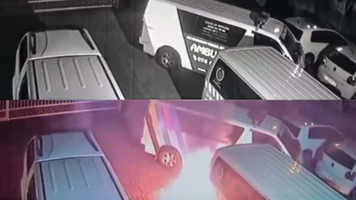 Emergency ambulance petrol-bombed in Tshwane: Mzansi reacts to video