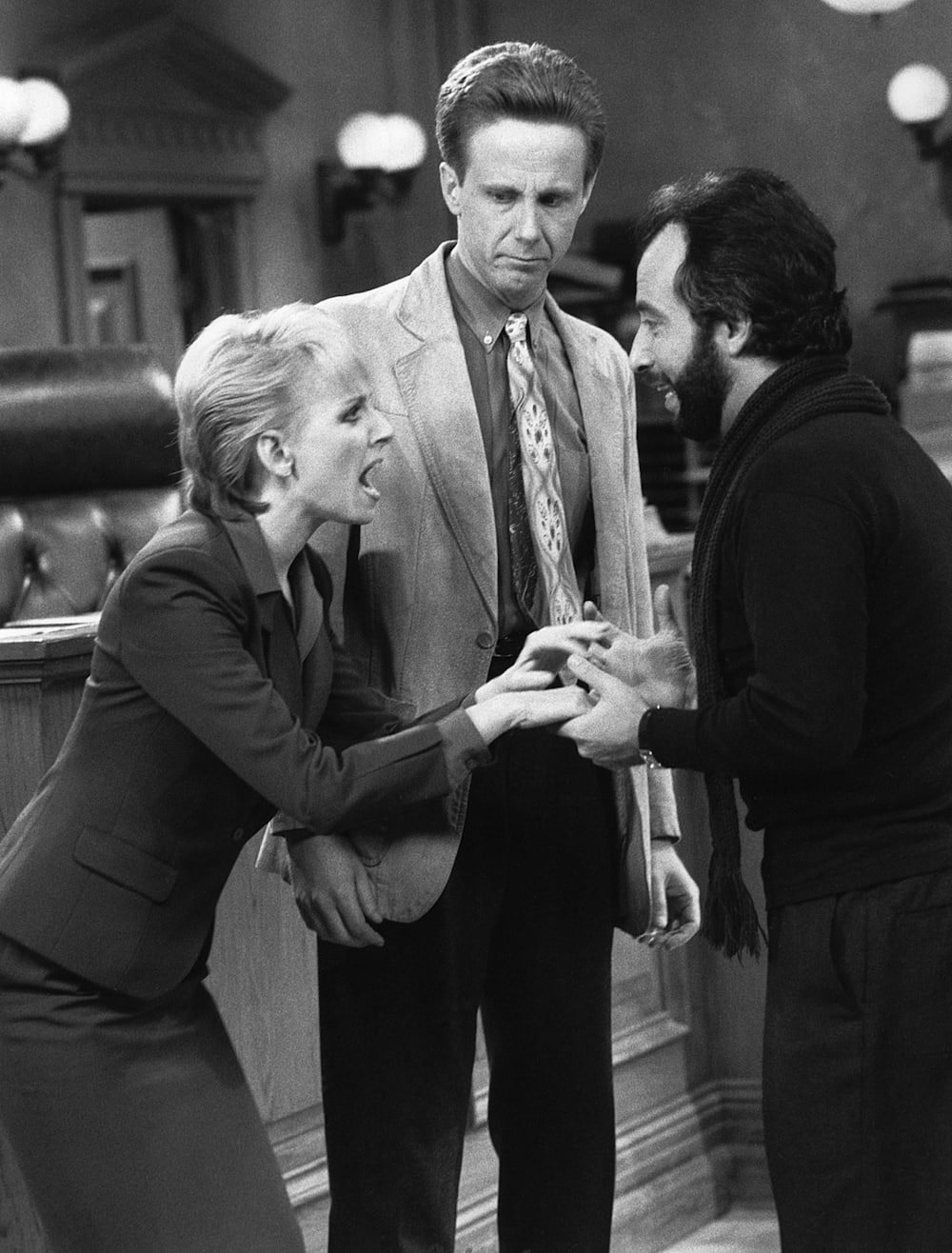 Night court cast pictures