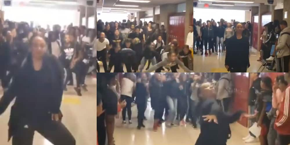 """""""They Killed It"""": Teacher & Learners Perfect Michael Jackson's 'Thriller' Dance Moves"""