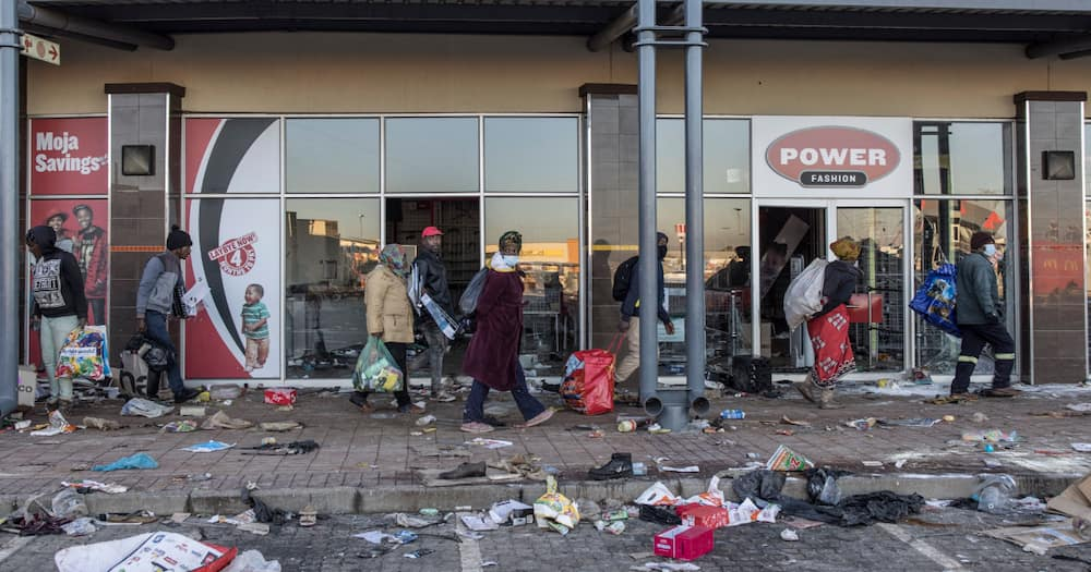 Commission For Gender Equality, KwaZulu-Natal, Gauteng, Mamelodi Mall, looting, Human rights, South African Constitution