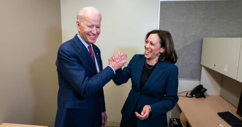 Joe Biden picks Kamala Harris as running mate