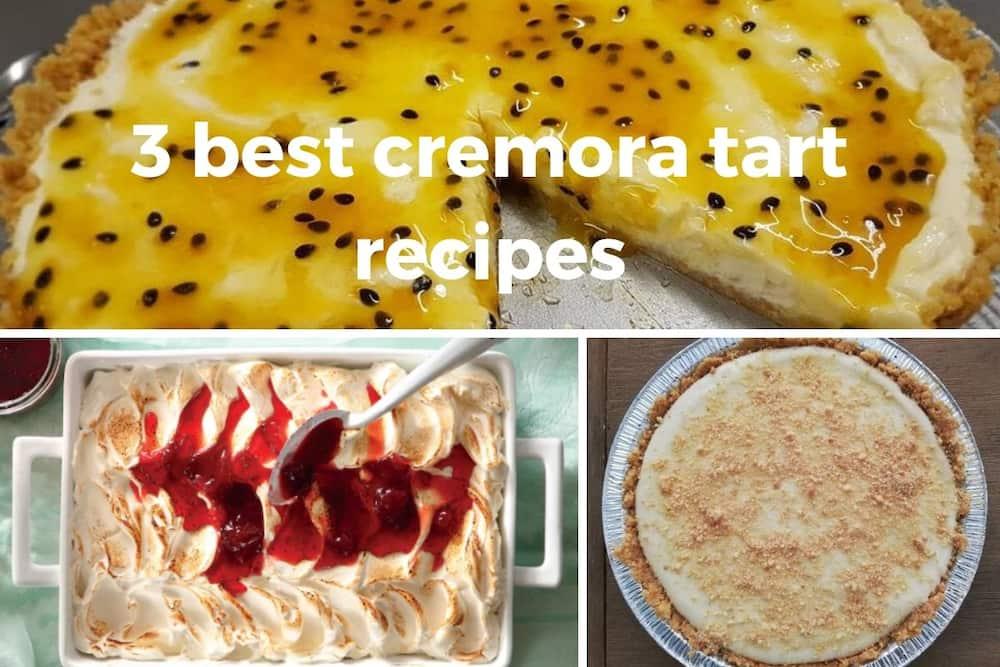 cremora tart recipe
