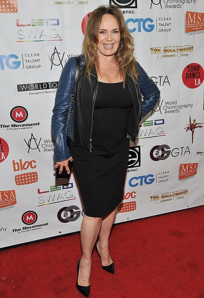 Catherine Bach height