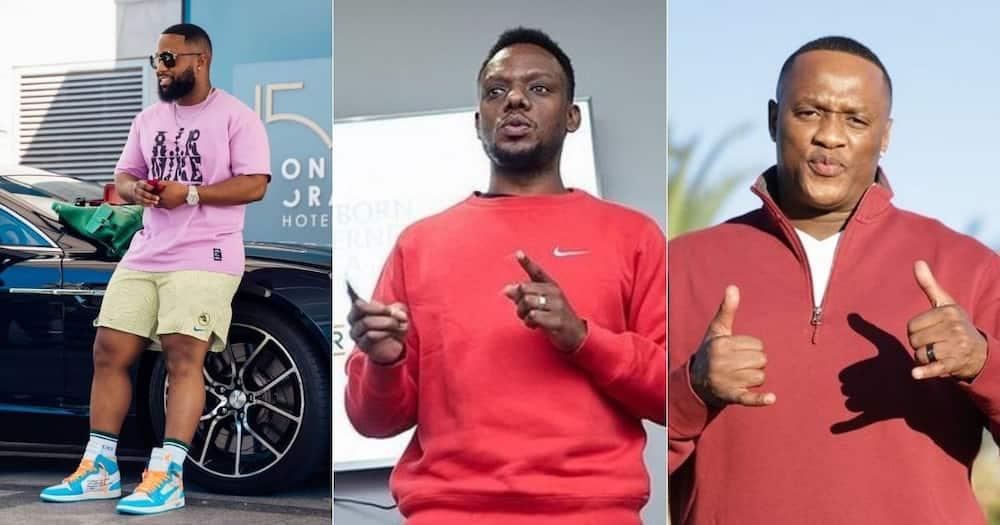 Cassper Nyovest, Mzansi celebs, tribute, ProKid, 40th birthday