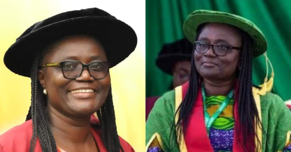 KNUST appoints its first female Vice-Chancellor in history