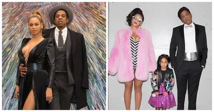 People of Mzansi, Beyoncé, Jay Z and their children have arrived