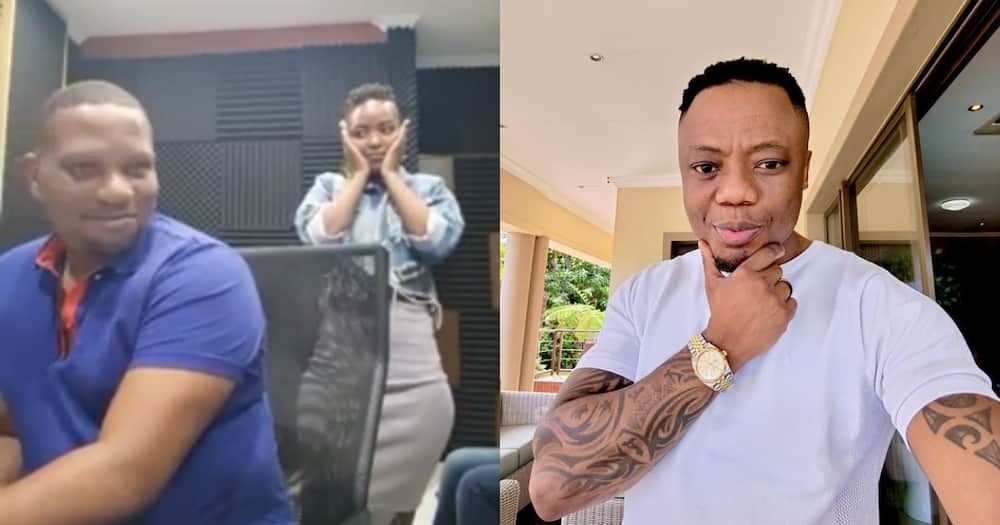 Wimpy Singer Fezile Zulu Scores Big Time, Makes Song With DJ Tira