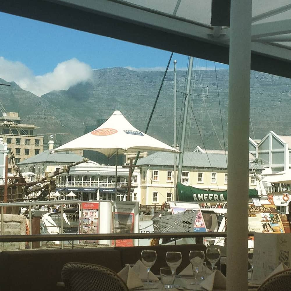 v&a waterfront activities