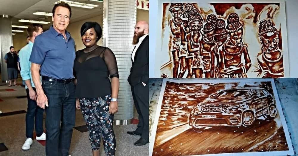 Local artist stuns with breathtaking art