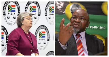 Hogan fingered Gwede Mantashe during state capture inquiry testimony