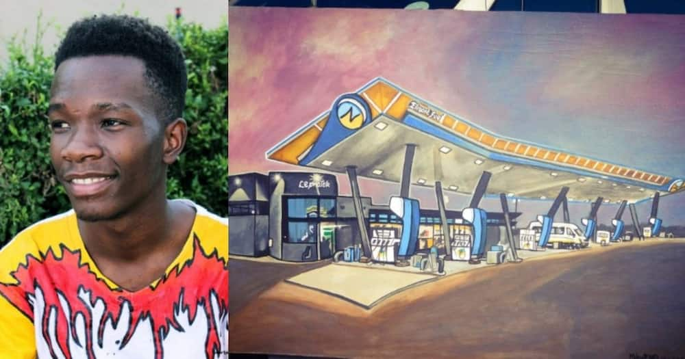 Young Limpopo artist scores help with schooling