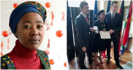 Vuyiseka Dubula-Majola awarded Franco-German Prize for Human Rights