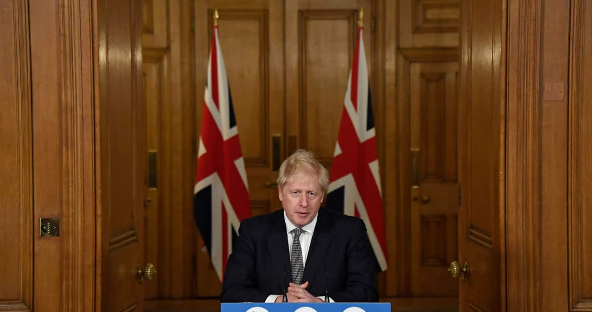 Boris Johnson Orders England into Its 2nd Lockdown Lasting ...