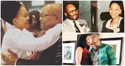 Tobeka Zuma shares adorable throwback of her relationship with uBaba