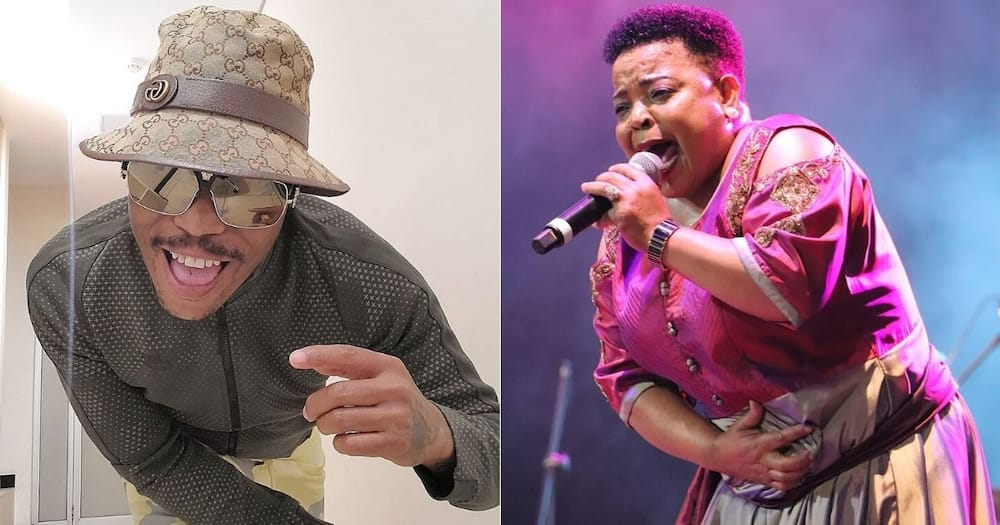 Somizi Reveals Dr Rebecca Malope as Next Guest on 'Dinner at Somizi's'