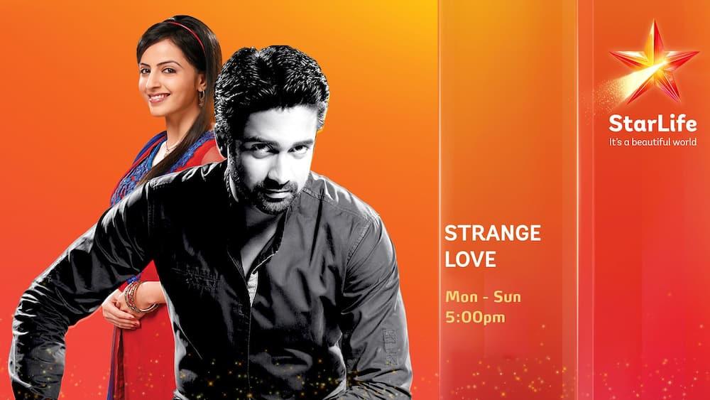 Strange Love October 2021 Starlife teasers
