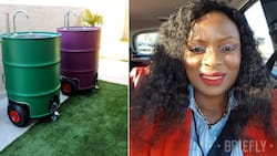 Innovation comes in many colours: Local start-up showcases handwash stations with a difference