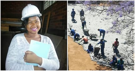 Meet Khanyisa Mbanya, a construction business owner at 23 years old