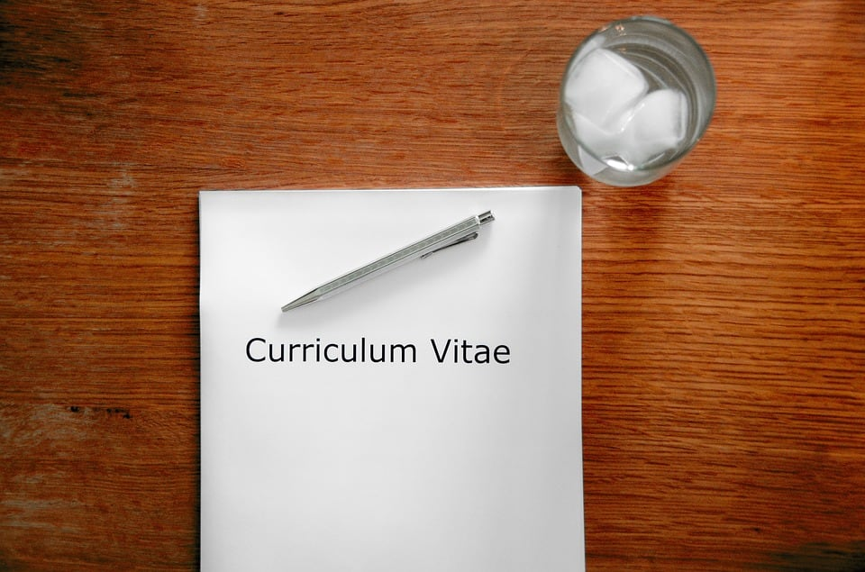 Free CV template South Africa in 2020