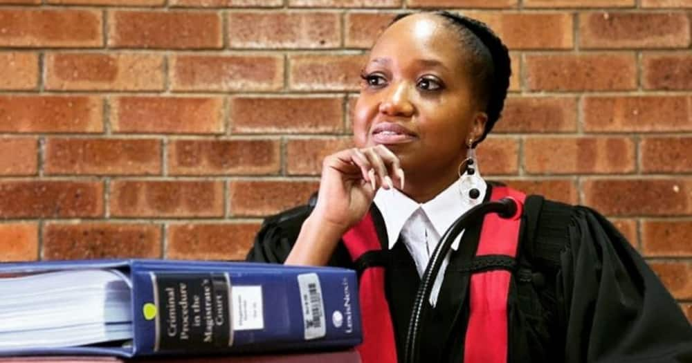 Woman lawyer inspires many on social media with her story