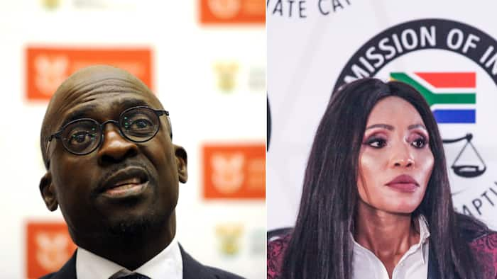 State Capture Inquiry: Malusi Gigaba testifies that his estranged wife is a 'pathological liar'