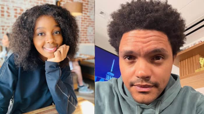 Bittersweet vibes: Trevor Noah Scoops Two Emmy Nominations, Thuso Mbedu Gets Omitted