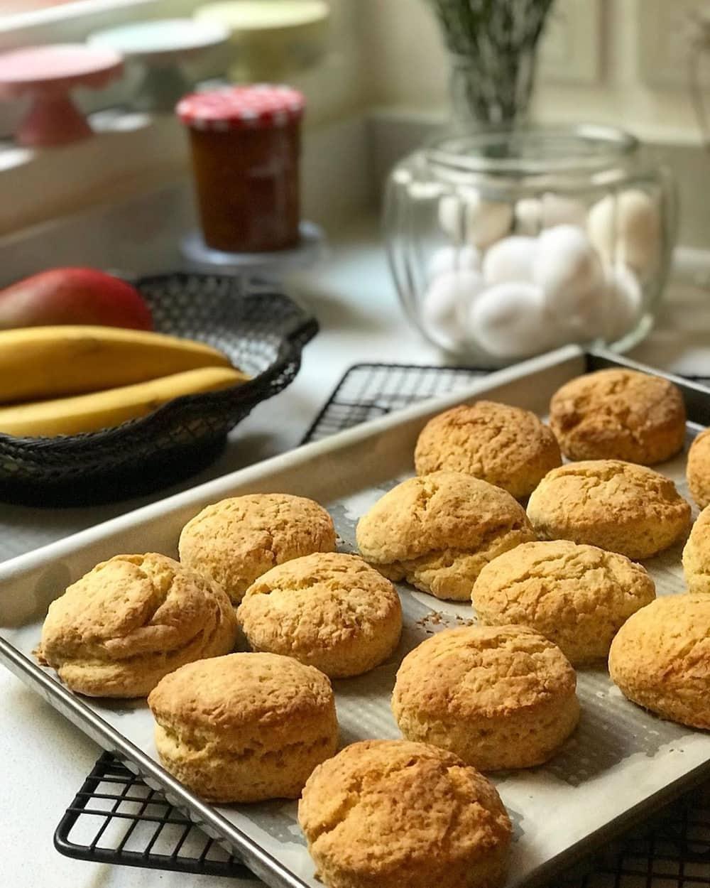 easy scones recipe