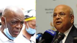 Pravin Gordhan says Ace must do the right thing and step aside