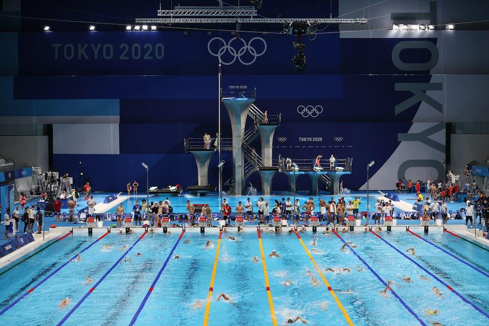 Tokyo Summer sport lists