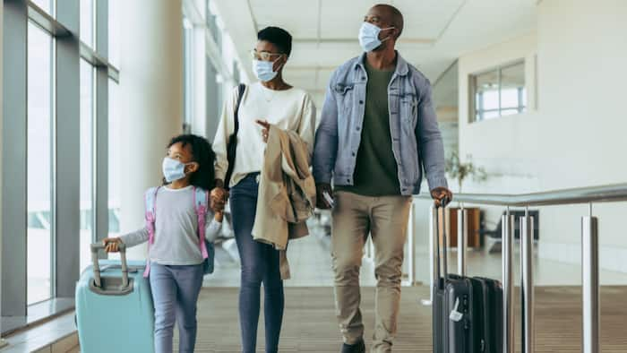 Vaccinated South Africans May soon be allowed to travel to the United States