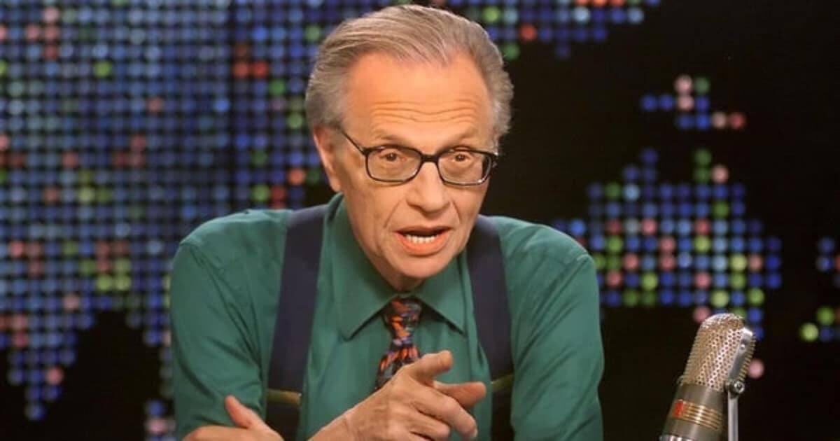Larry King Passes Away: Legendary Veteran TV Host Dies Aged 87