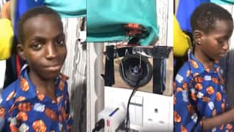 Genius girl, 13, creates own Bluetooth speaker using scrap wood as she couldn't afford one
