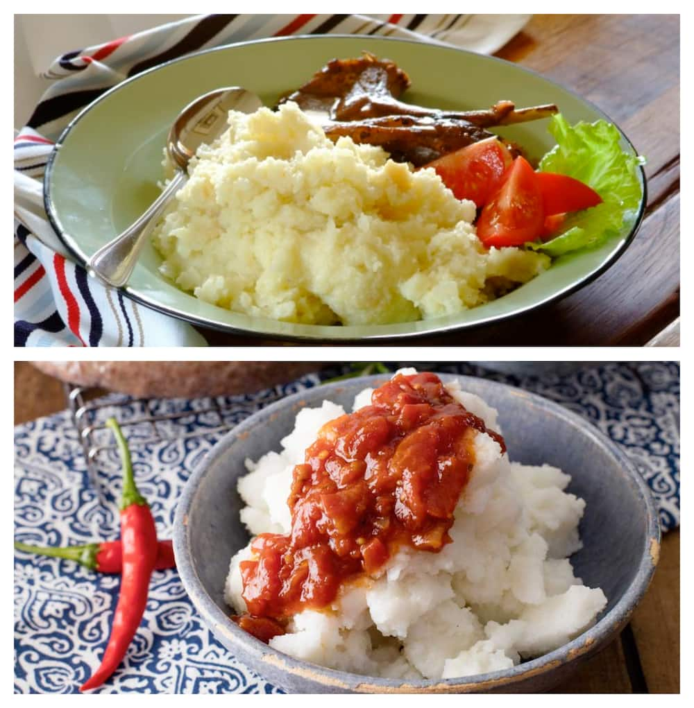 how to make pap