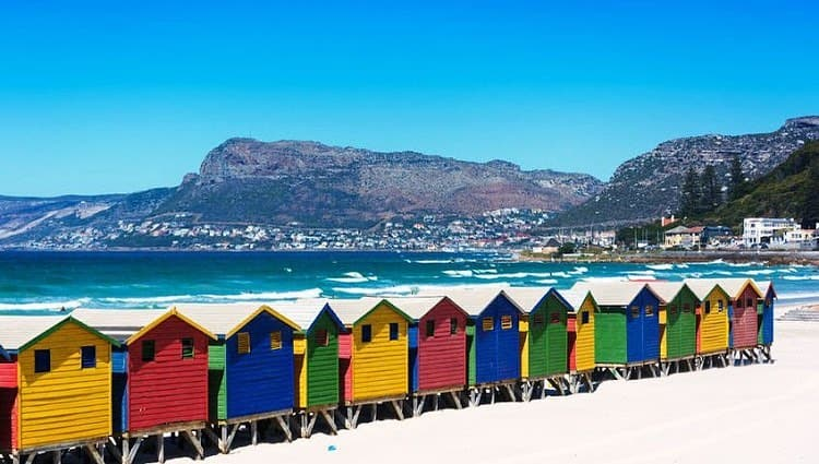 beaches in South Africa pictures
