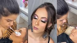Tjo: Lady does amazing face beat using her mouth, leaves many floored
