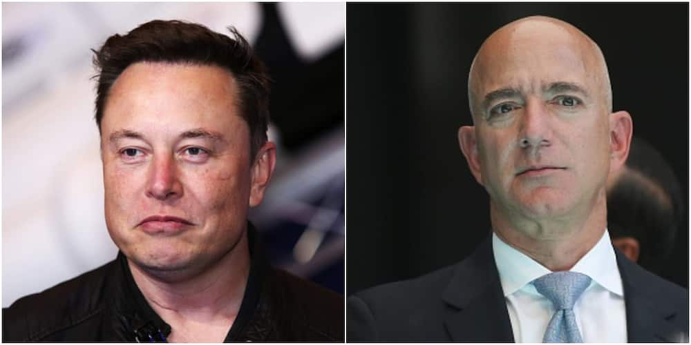 Elon Musk loses N5 trillion in a day after Bitcoin warning, Jeff Bezos overtakes him as world's richest person
